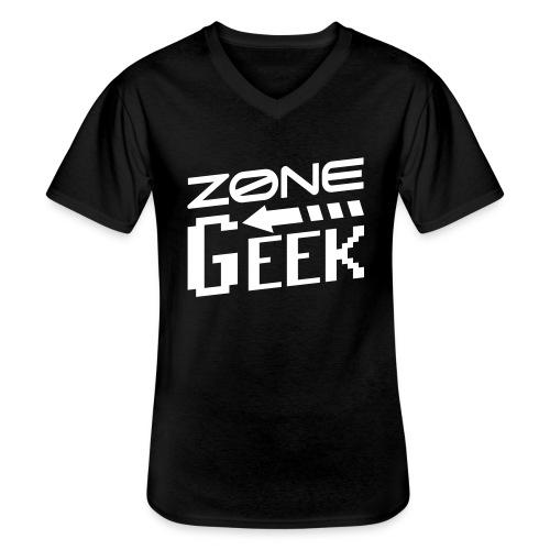 NEW Logo Homme - T-shirt classique col V Homme