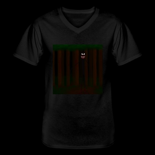 Forest Beast - Men's V-Neck T-Shirt