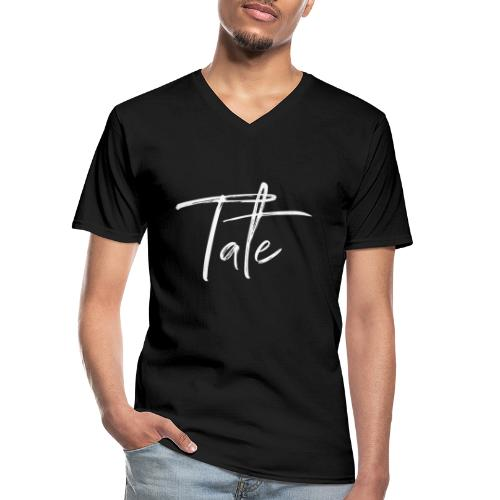 Tate Marshall Guitar - Men's V-Neck T-Shirt