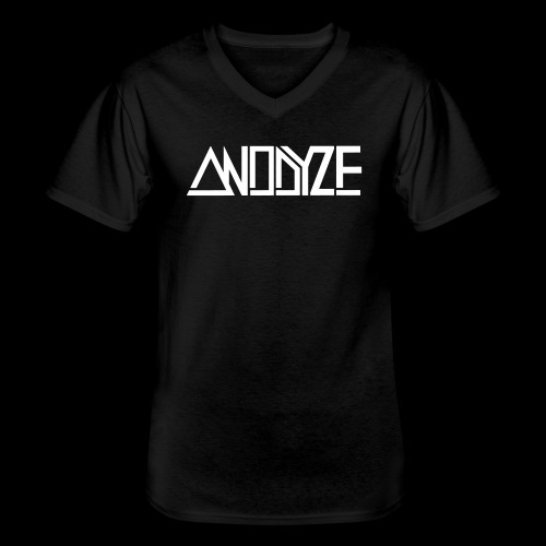 ANODYZE Standard - Klassisches Männer-T-Shirt mit V-Ausschnitt