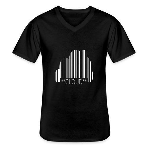 Cloud - Men's V-Neck T-Shirt