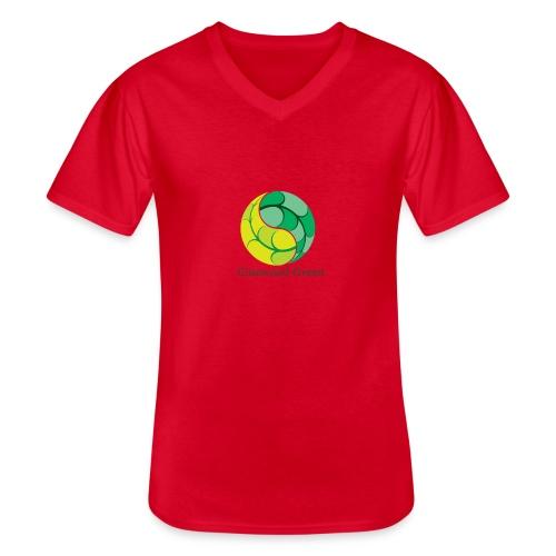 Cinewood Green - Men's V-Neck T-Shirt