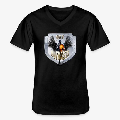 outkastsbulletavatarnew 1 png - Men's V-Neck T-Shirt