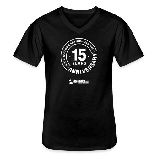 15 Years Anniversary (Limited 2020 Edition) - Men's V-Neck T-Shirt