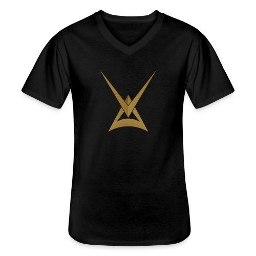 Myytinkertojat V3 - Klassinen miesten t-paita v-pääntiellä