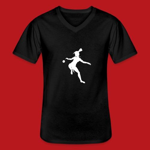 Joueur d'Ulama - T-shirt classique col V Homme