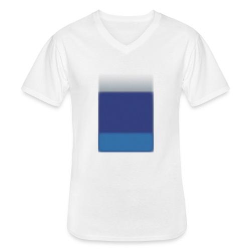 Background @BGgraphic - Klassisk herre T-shirt med V-udskæring