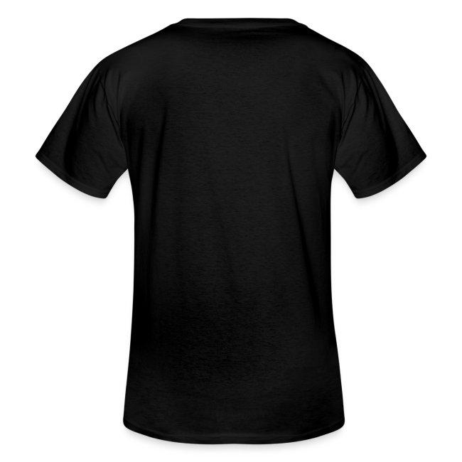Vorschau: cat moon - Klassisches Männer-T-Shirt mit V-Ausschnitt