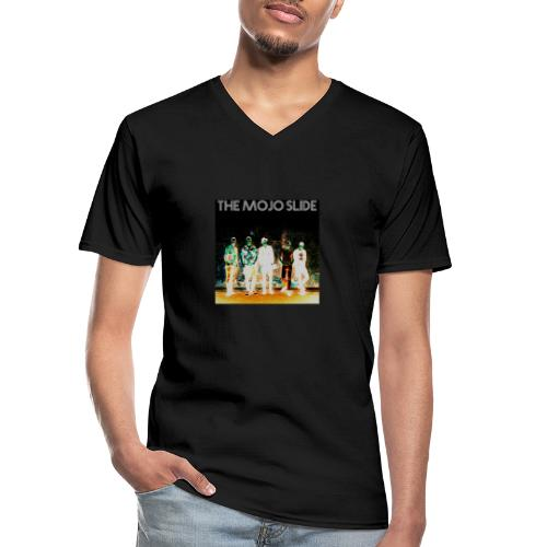 The Mojo Slide - Design 2 - Men's V-Neck T-Shirt