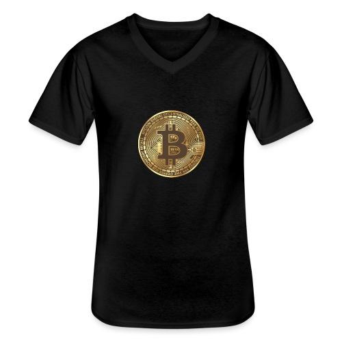 BTC - T-shirt classique col V Homme