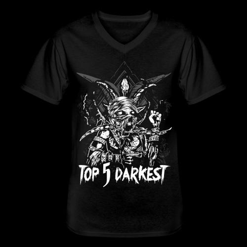 Top 5 Darkest - Men's V-Neck T-Shirt