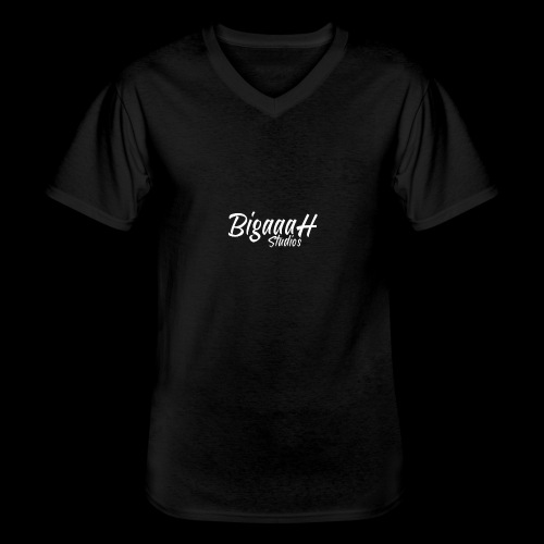 BigaaaH Studios - Men's V-Neck T-Shirt