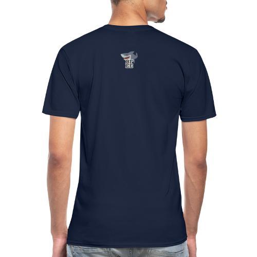 BFEE logo - Men's V-Neck T-Shirt