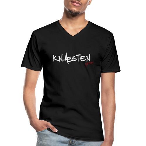 Knægten Support - Galaxy Music Lab - Klassisk herre T-shirt med V-udskæring