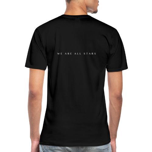 Galaxy Music Lab - We are all stars - Klassisk herre T-shirt med V-udskæring