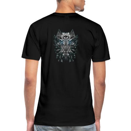 ABLASS WOLF 2020 - T-shirt classique col V Homme
