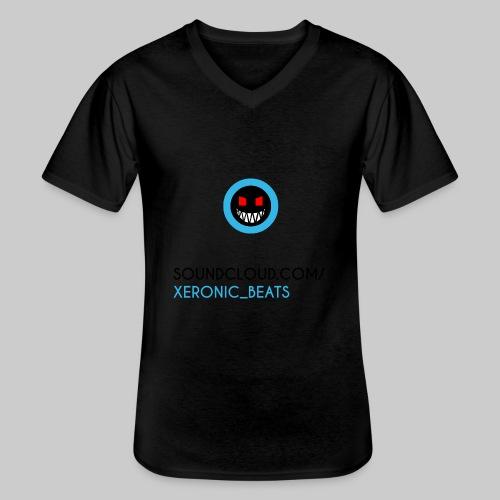 XERONIC LOGO - Men's V-Neck T-Shirt