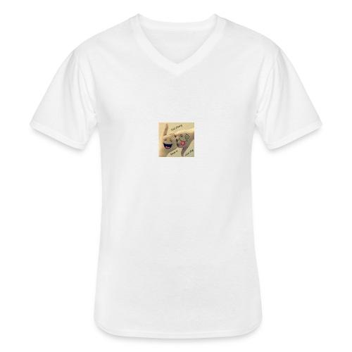 Friends 3 - Men's V-Neck T-Shirt