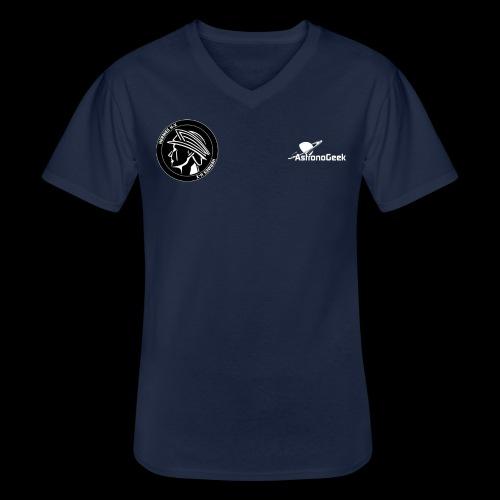 Tenue Astronaute Hermès H-X - T-shirt classique col V Homme