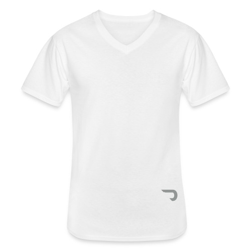 CORED Emblem - Men's V-Neck T-Shirt