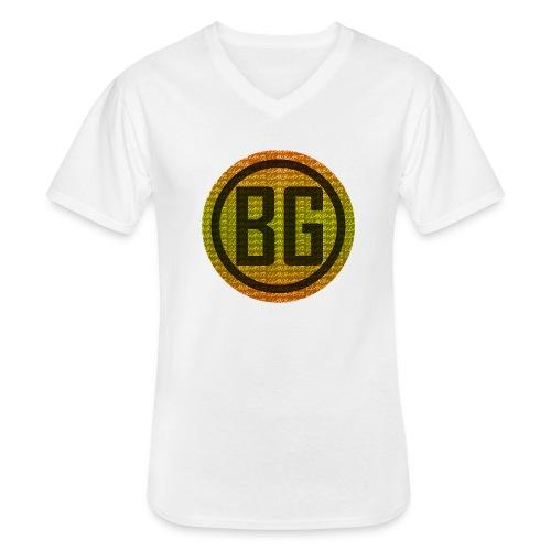 BeAsTz GAMING HOODIE - Men's V-Neck T-Shirt
