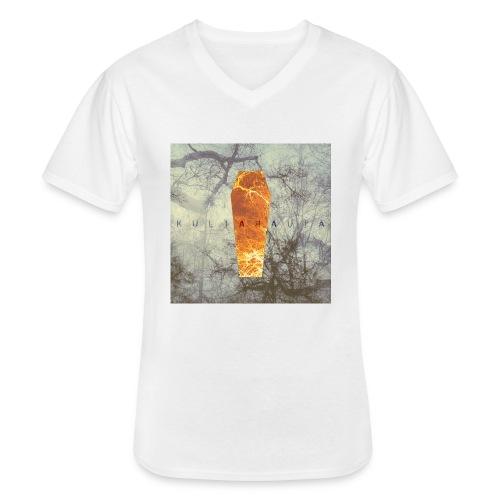 Kultahauta - Men's V-Neck T-Shirt