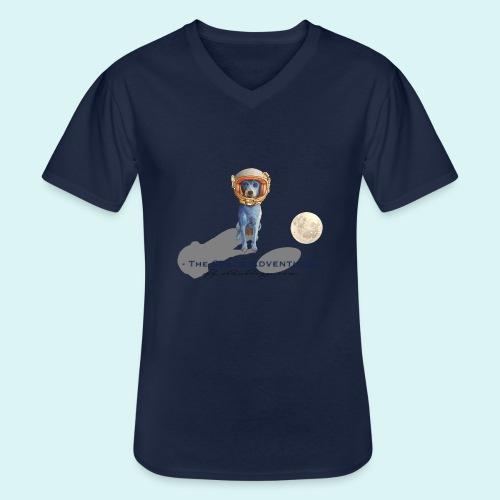The Space Adventure - Men's V-Neck T-Shirt