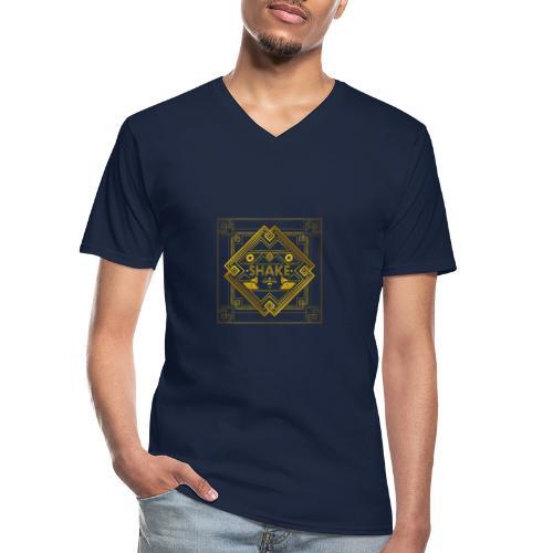 AlbumCover 2 - Men's V-Neck T-Shirt