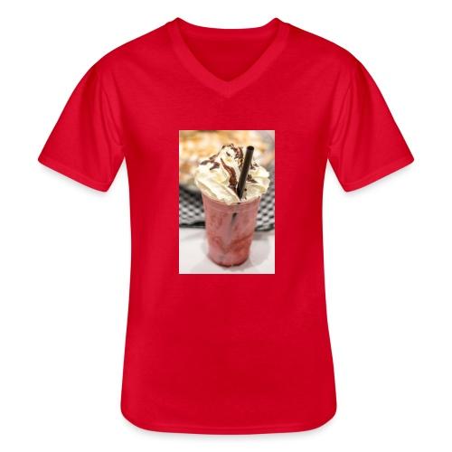 milkshake - T-shirt classique col V Homme