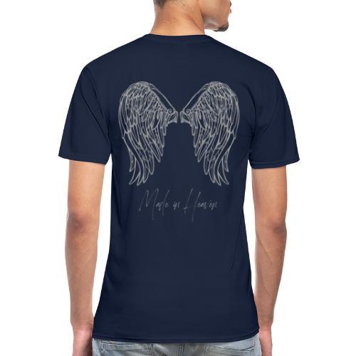 heaven - Camiseta clásica con cuello de pico hombre