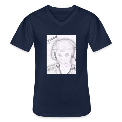 Kubek - Men's V-Neck T-Shirt