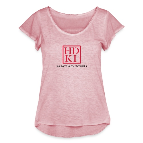 Karate Adventures HDKI - Women's Ruffle T-Shirt