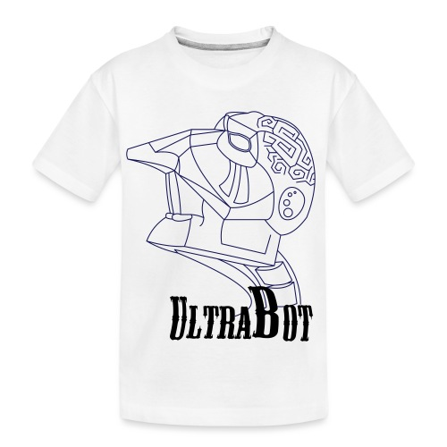 ultrabot - Teenager Premium Bio T-Shirt