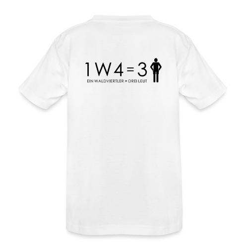 1W4 3L - Teenager Premium Bio T-Shirt