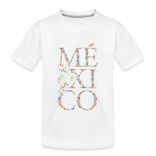 México - Teenager Premium Bio T-Shirt