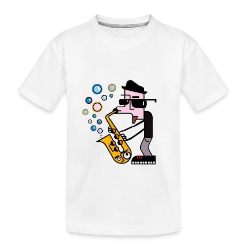Music 6 - Maglietta ecologica premium per ragazzi