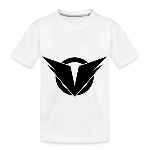 Vintry Logo on back - Teenager Premium Bio T-Shirt
