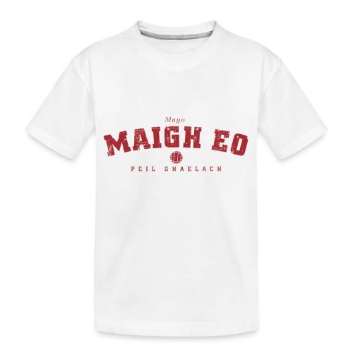 mayo vintage - Teenager Premium Organic T-Shirt