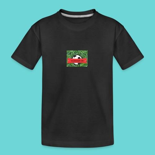 football shirt - Teenager Premium Organic T-Shirt