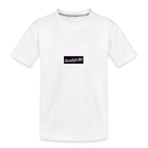 Freestyle Kid - Teenager Premium Organic T-Shirt
