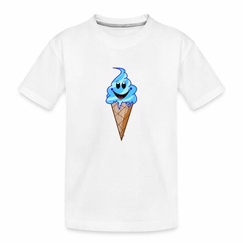 Mr./ Ms. Ice - Teenager premium biologisch T-shirt