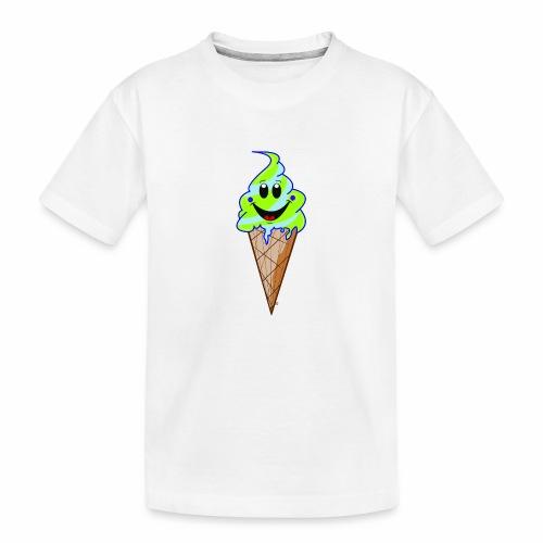 Mr./ Ms. Mint - Teenager premium biologisch T-shirt