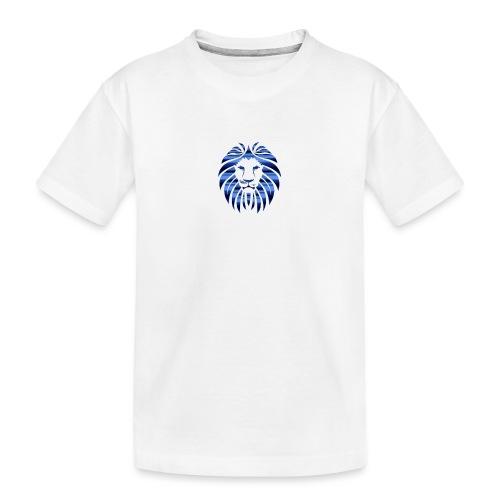 Blue Lew - Teenager Premium Organic T-Shirt