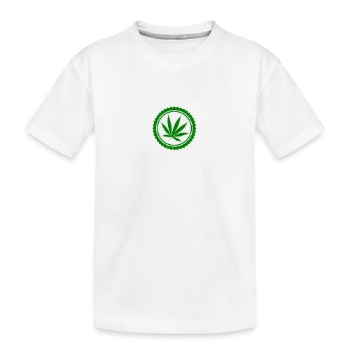 Weed - Teenager Premium Bio T-Shirt