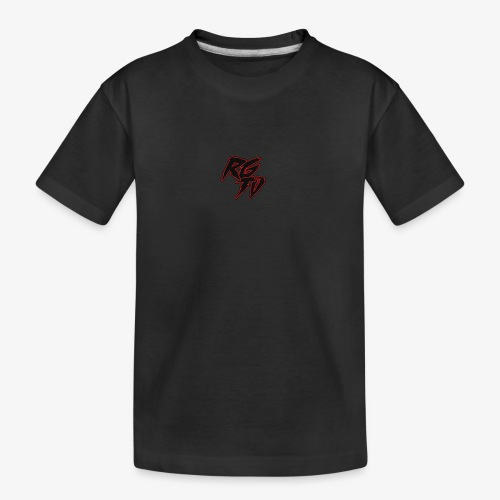 RGTV 2 - Teenager Premium Organic T-Shirt