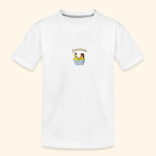 Guacamole - Camiseta orgánica premium adolescente