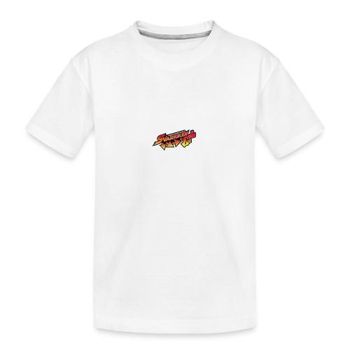 Spilla Svarioken. - Maglietta ecologica premium per ragazzi
