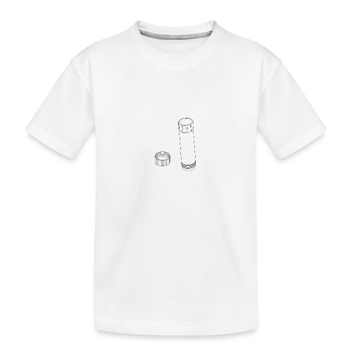 Gluestick (no text). - Teenager Premium Organic T-Shirt