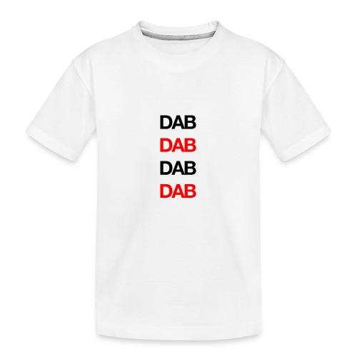 Dab - Teenager Premium Organic T-Shirt
