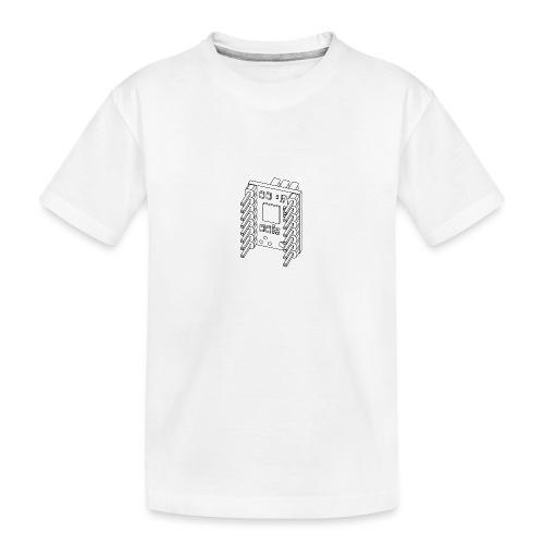 TMC21x0 (no text). - Teenager Premium Organic T-Shirt